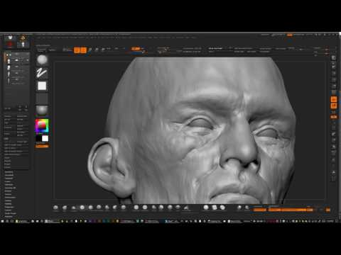 Ash Thorp / Zbrush Practice / Learn Squared Live Stream