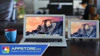 [iOS Apps] Duet Display - Sử dụng ipad làm màn hình máy tính - AppStoreVn