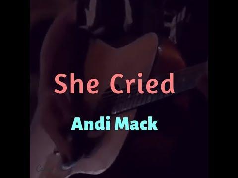 She Cried-Andi Mack