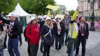 Поездка в Ирландию(Лучшие сотрудники ТКС Банка отправились в Ирландию поддержать российскую велокоманду «Тинькофф-Саксо»..., 2014-09-01T10:53:35.000Z)