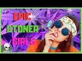 HOT STONER GIRLS | Girls Smoking Weed Compilation #4
