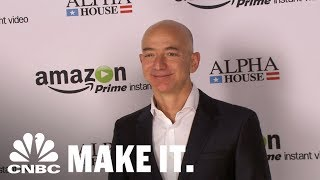 Jeff Bezos: Here's What Makes Up The Amazon Empire | CNBC Make It.
