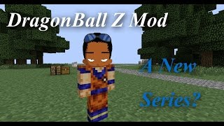 LetsPlay with Ninja: Minecraft DragonBall Z Mod Pack