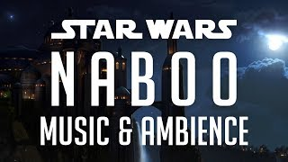 Star Wars Music & Ambience | Naboo, Peaceful Scene of the Theed Royal Palace