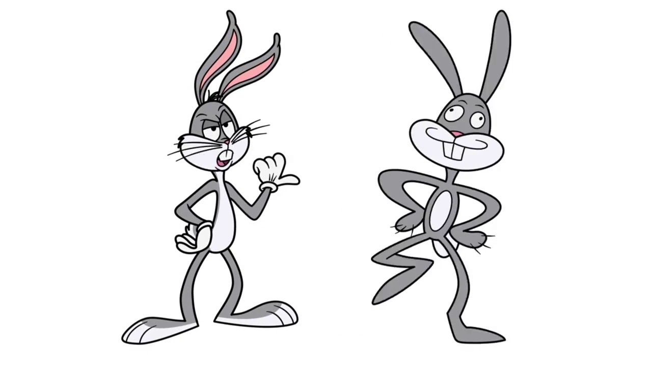 New Looney Tunes Bugs Vs The Animator Youtube