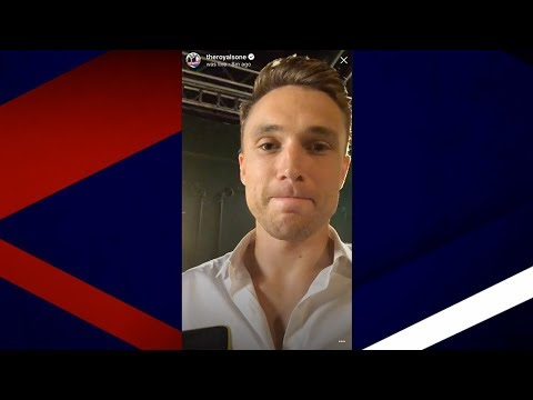 Behind the Palace Gates with William Moseley  Live 3