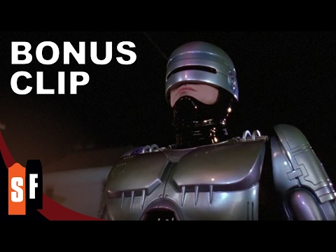 Robocop 3 1993  Bonus  1: Fred Dekker On Casting Robert John Burke As Robocop HD