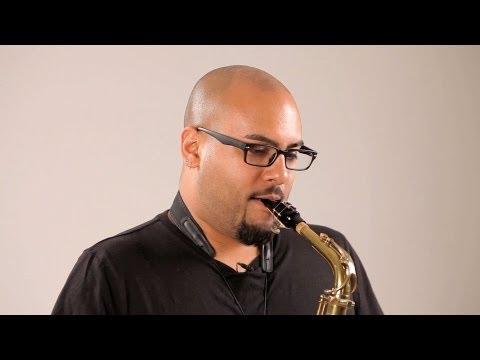 Sax Warm-up Exercises | Saxophone Lessons