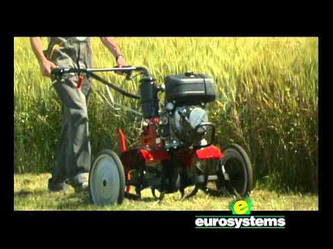Motozappa eurosystems mod 102 su for Motozappa youtube