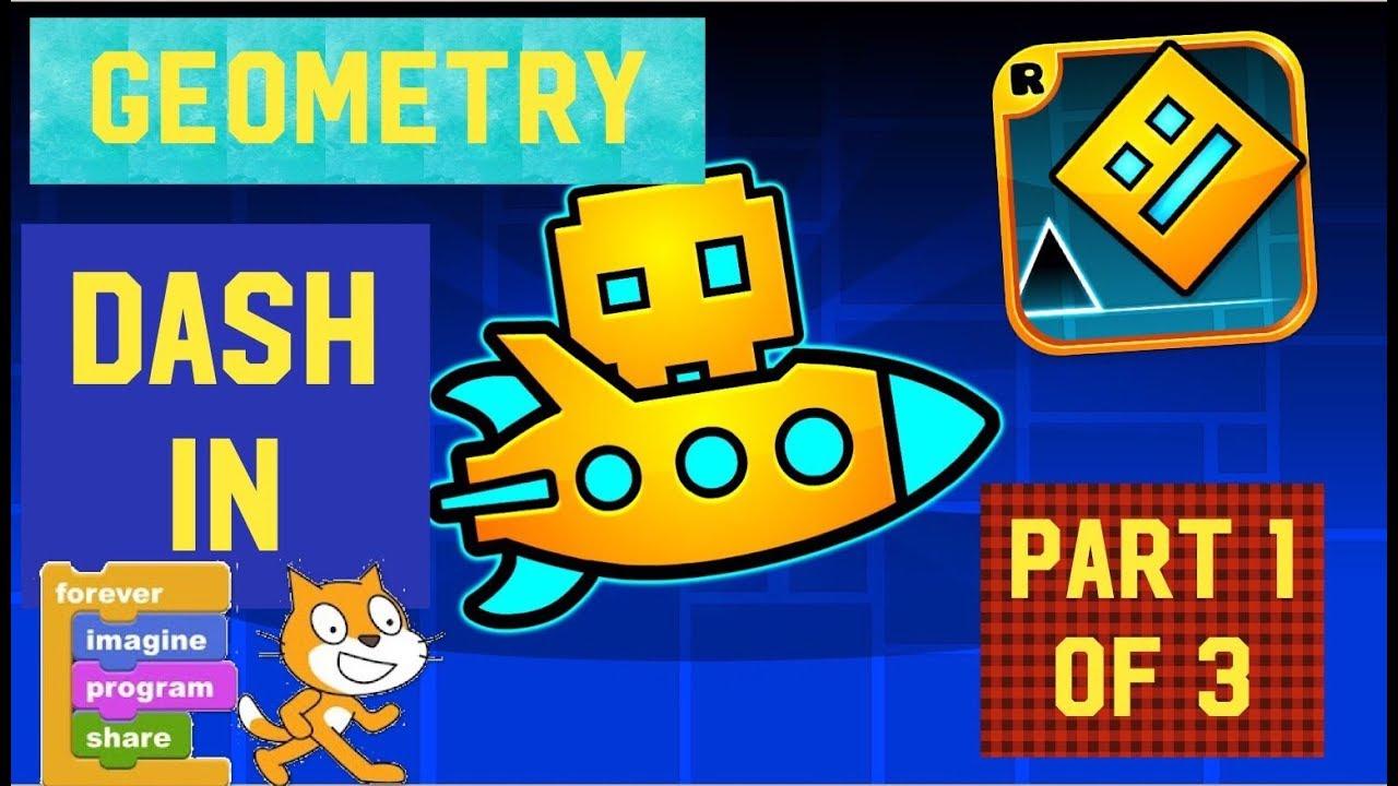 geometry dash full game on scratch
