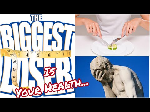 Restrictive Diets Don't Work! The Biggest Loser Is Your Health