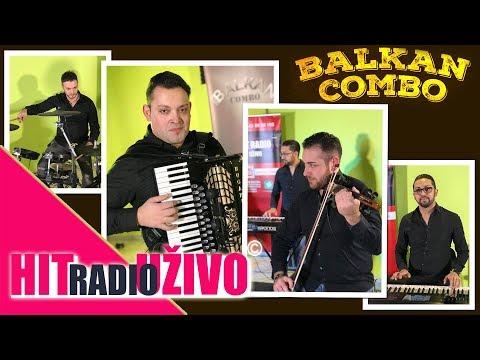 Balkan Combo - Swing kolo - ( LIVE ) - ( HRU )