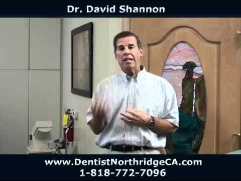 Dentist Northridge CA, Treatment for Periodontal Disease, Dr. David Shannon