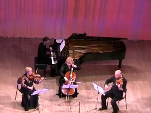 И. Брамс. Венгерский танец №1. Форте-квартет.