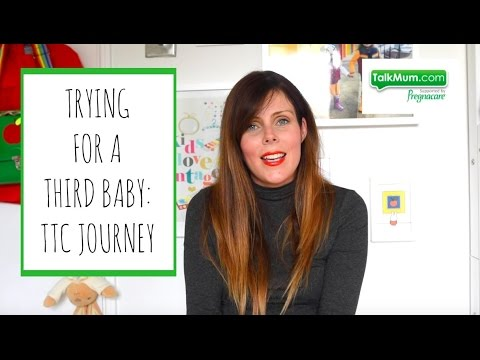 Trying for a baby: Katie Ellison's TTC journey