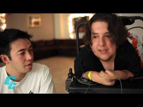 Interview w/ Broly, Disabled Super Street Fighter 4 Chun-Li Player