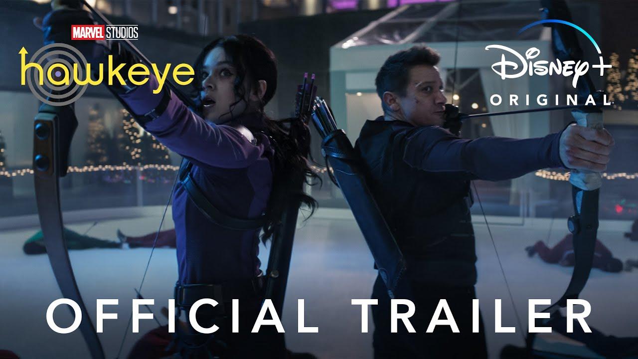 Marvel Studios' Hawkeye | Official Trailer | Disney+ Singapore