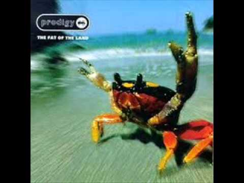 the prodigy   THE FAT OF THE LAND   Breathe