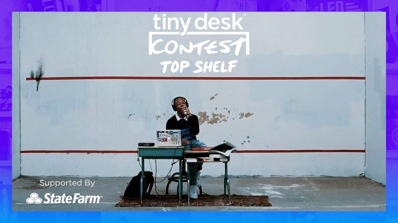 Tiny Desk Contest Top Shelf: Episode 1 with Bobby Carter