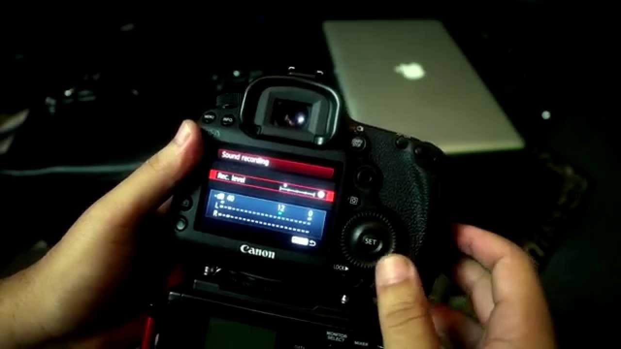 How to shoot movies on a canon 5d mark iii youtube.