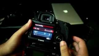 My Canon 5D Mark III Video Settings(In this Video I go over my 5D Mark III settings for video. Everything from Fstop shutter speed and also touch into Picture profiles and audio. Hope you enjoy the ..., 2015-06-22T21:30:01.000Z)