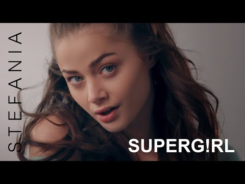 Stefania – SUPERG!RL (Official Music Video)