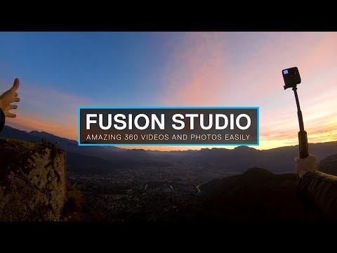 GoPro: Introducing Fusion Studio