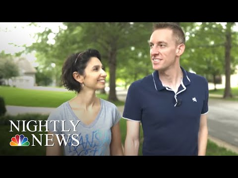 Extended Interview: Jason Kander On Coping With PTSD | NBC Nightly News