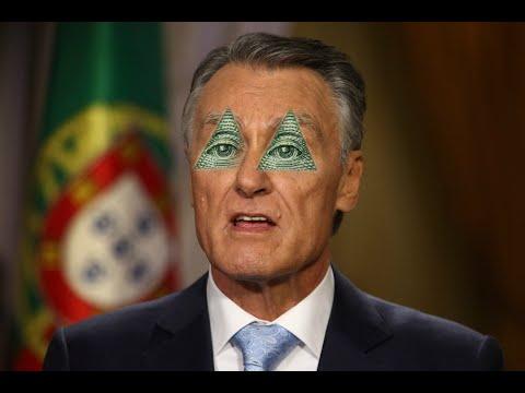 Cavaco Silva Illuminati?