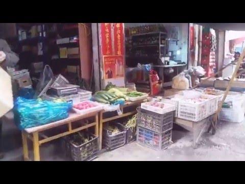 Chinese Local Street Market - China 中文
