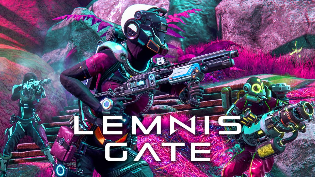 A First Person Shooter for STRATEGY Gamers - Lemnis Gate Pre-Beta Gameplay