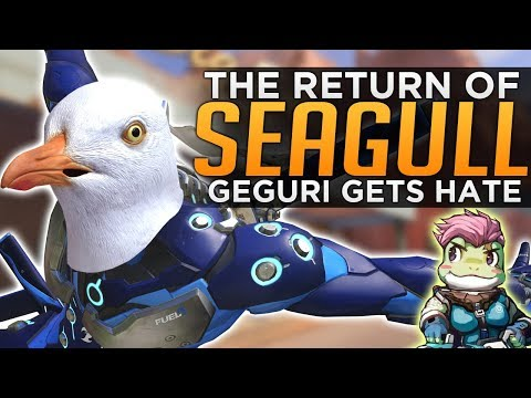 Overwatch: The Return of Seagull - Geguri Gets Hate thumbnail