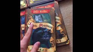 Обновлённый обзор книг Коты - воители