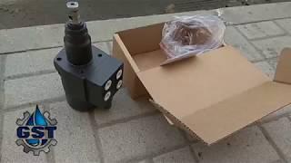 Гидроруль (насос дозатор) ХУ-145-0/1 (-10/1 с клапаном)