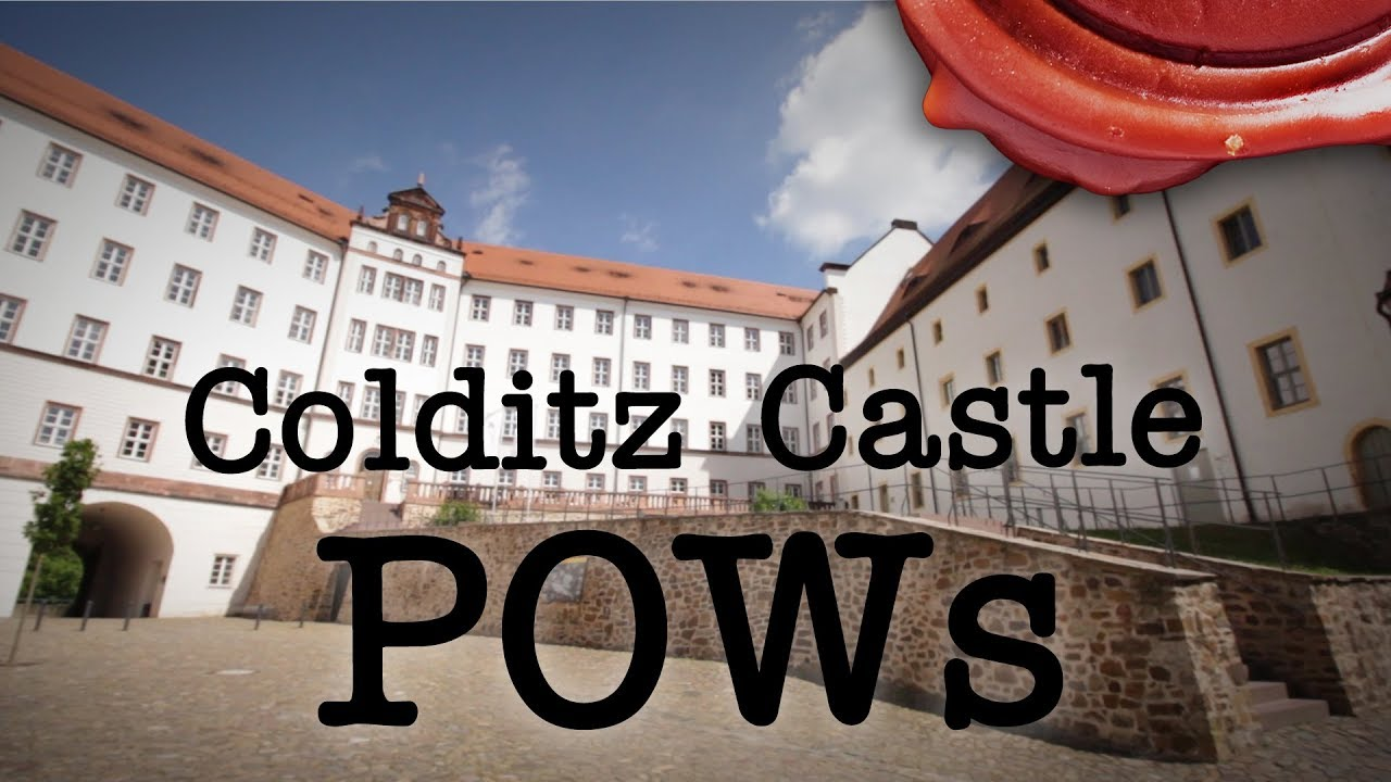 Download Escapes from Colditz Castle
