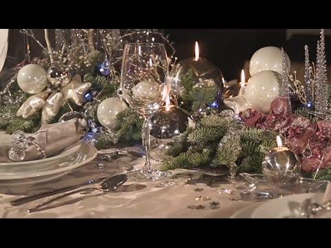 Świąteczna dekoracje na wigilijny stół. :)