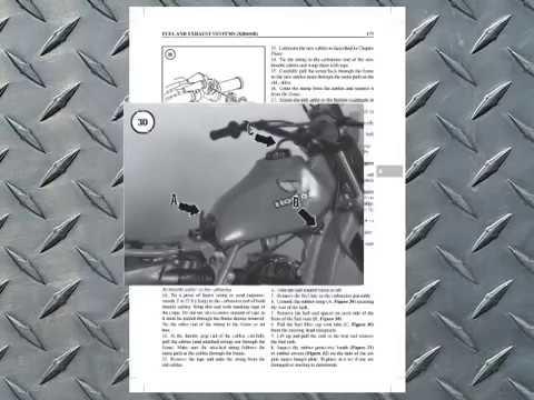 Clymer Manuals Honda XR600R XR650L XRL 650L XR600 Dual Sport Shop Service Repair Manual Video
