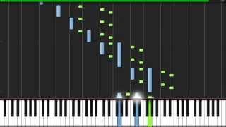 Doctor Gradus ad Parnassum  - Children's Corner [Piano Tutorial] (Synthesia) // Claude Debussy