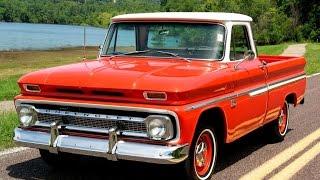 1966 Chevrolet C10 SB (SOLD)