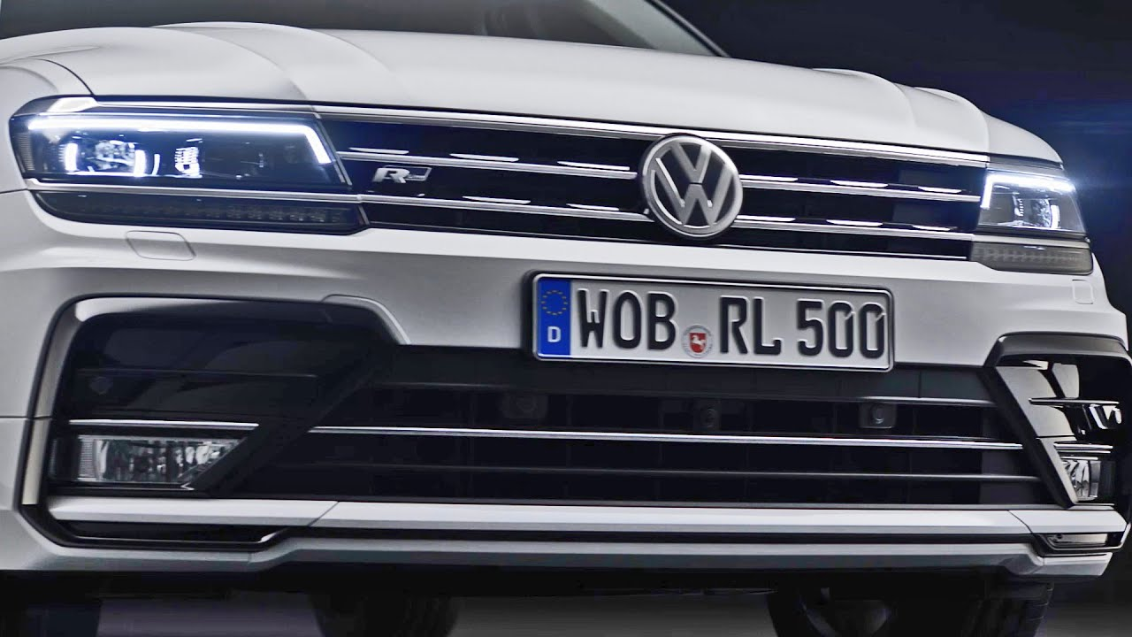 Vw tiguan r line 2016 interior and exterior design youtube thecheapjerseys Image collections