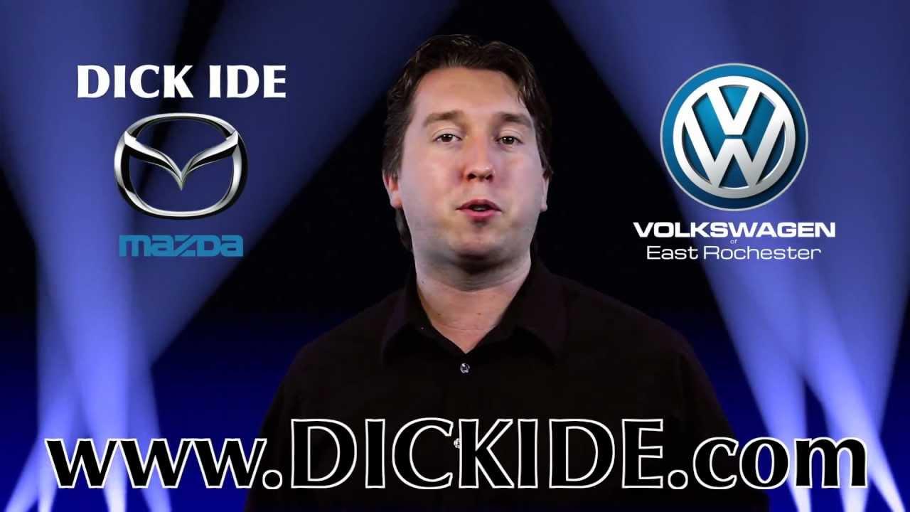 Dick Ide Honda >> Dick Ide Honda Announces Dick Ide Mazda And Dick Ide Vw Of East Rochester
