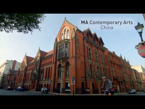 Contemporary Arts China – MA at Birmingham City University