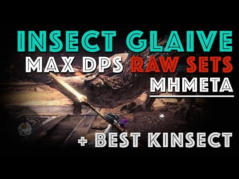 Mathematically Best RAW Insect Glaive Builds (MHW META) thumbnail