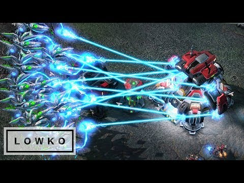 StarCraft 2: Void Ray Troubles!