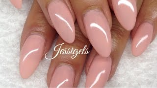 ♡ How to: Prep, Sculpt and Gelpolish