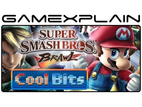 Cool Bits - Super Smash Bros. Brawl: Peach's Mario Bros. 3 Final Smash Secret