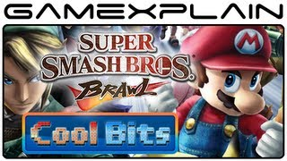 Cool Bits - Super Smash Bros. Brawl: Peach's Mario Bros. 3 Final Smash Secret