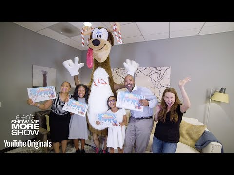 Download Youtube: Jeannie & Prancer Surprise a Deserving Family