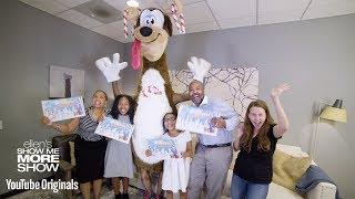 Jeannie & Prancer Surprise a Deserving Family
