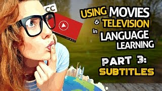 OUINO™ Language Tips: Using Movies and Television for Language Learning - Part 3: Subtitles